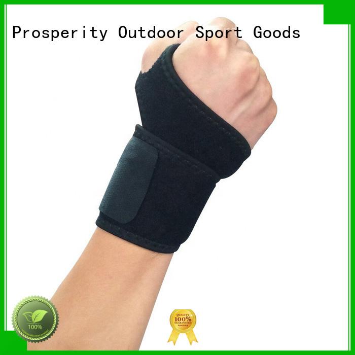 Prosperity sport protection waist for basketball