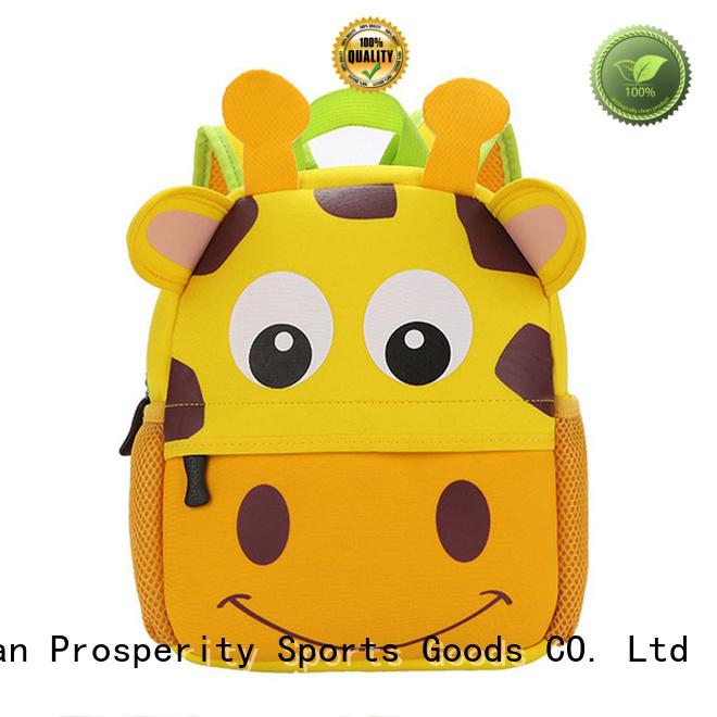 Prosperity neoprene tote bag carrying case for travel