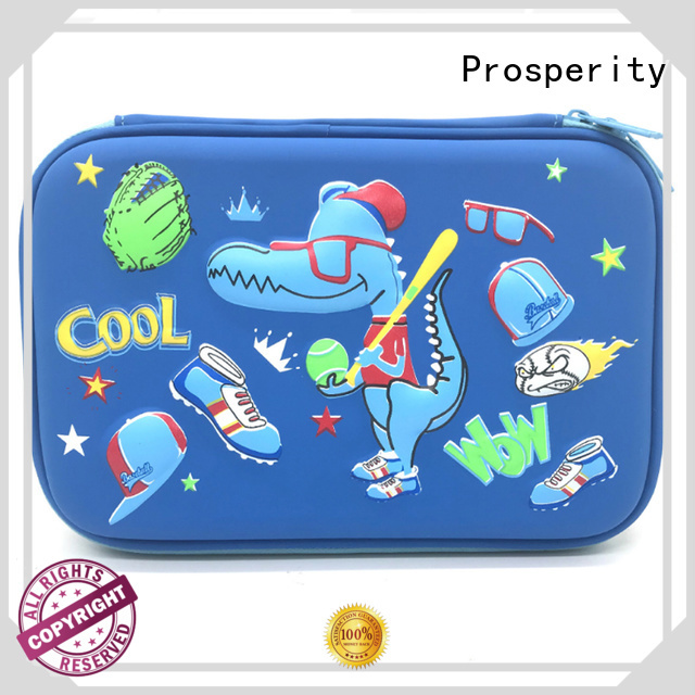 Prosperity mini eva travel case speaker case for brushes