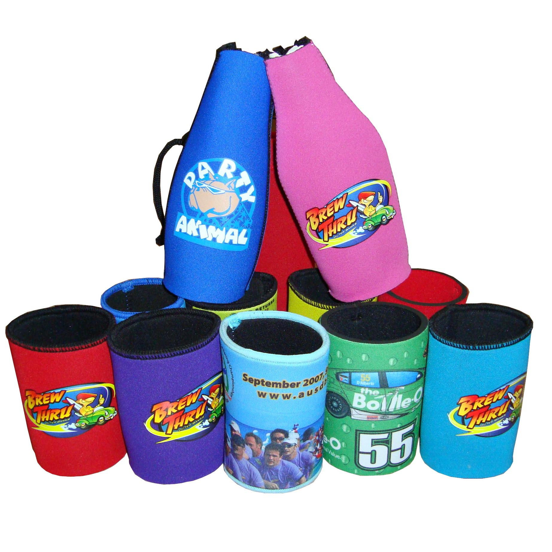 Prosperity wholesale neoprene bags water bottle holder for sale-11