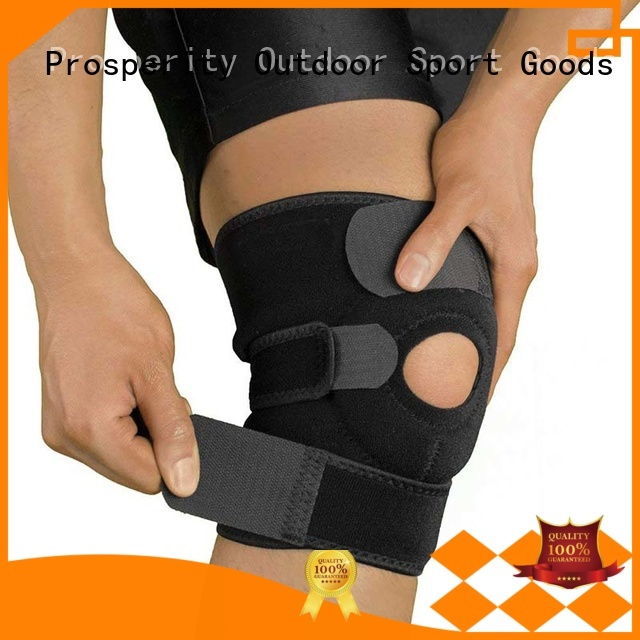Prosperity removable support sport pull straps for powerlifting