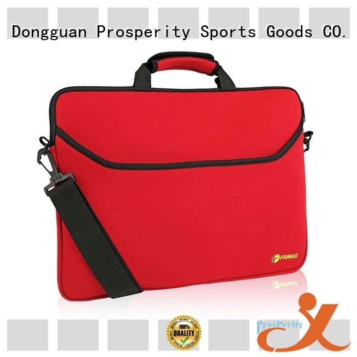Prosperity large custom neoprene bags carrier tote bag for sale
