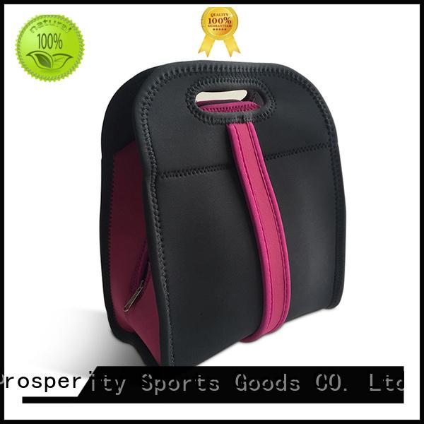 Prosperity cooler neoprene bag manufacturer carrier tote bag for travel