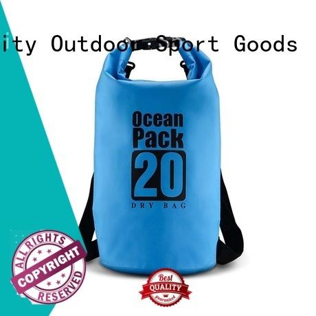 Prosperity waterproof canoe bags vendor for rafting