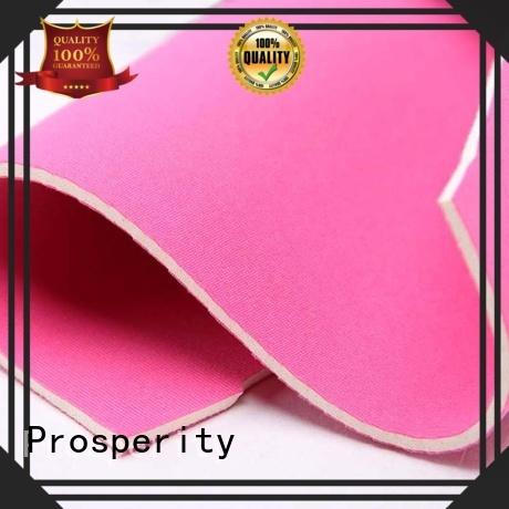 Prosperity neoprene rubber sheet supplier for medical protection