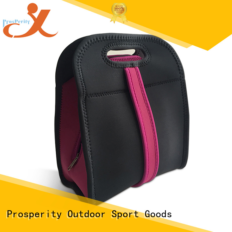 protected neoprene bag manufacturer with accessories pocket for hiking