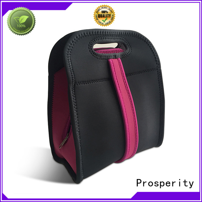 Prosperity neoprene bag manufacturer carrier tote bag for travel