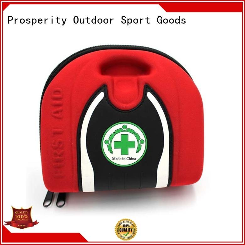 Prosperity shockproof eva travel case pencil box for pens
