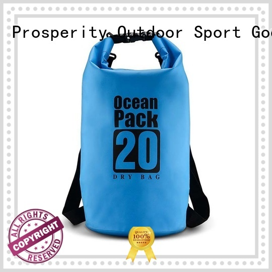 Prosperity waterproof dry sack for sale for rafting
