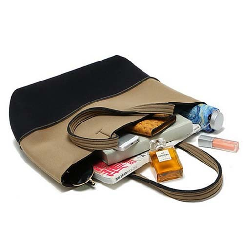 protected neoprene travel bag with accessories pocket for sale