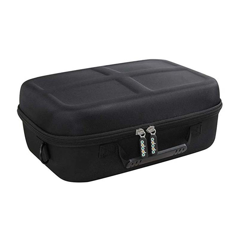 Travel deluxe storage eva case for switch