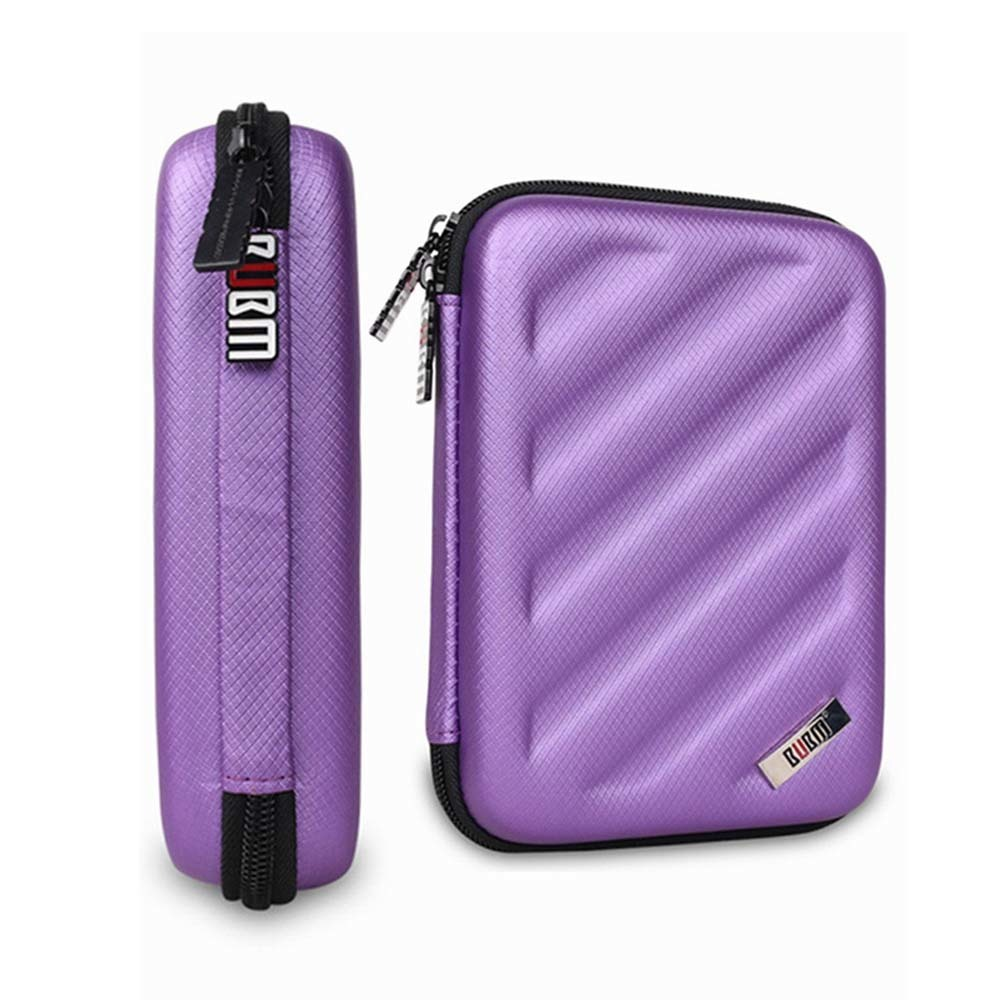 portable eva hard case disk carrying case for brushes