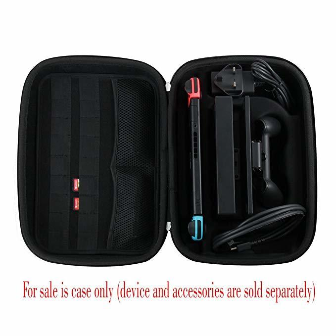 deluxe eva travel case fits for gopro camera