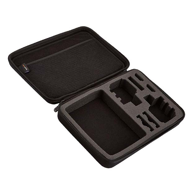 Large eva carrying   case for  2 gopro camera-6