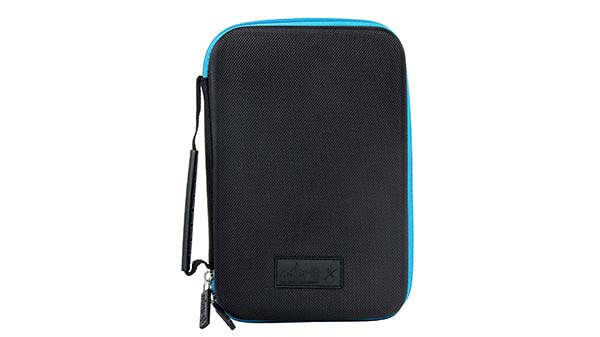Prosperity eva zip case disk carrying case for gopro camera-3