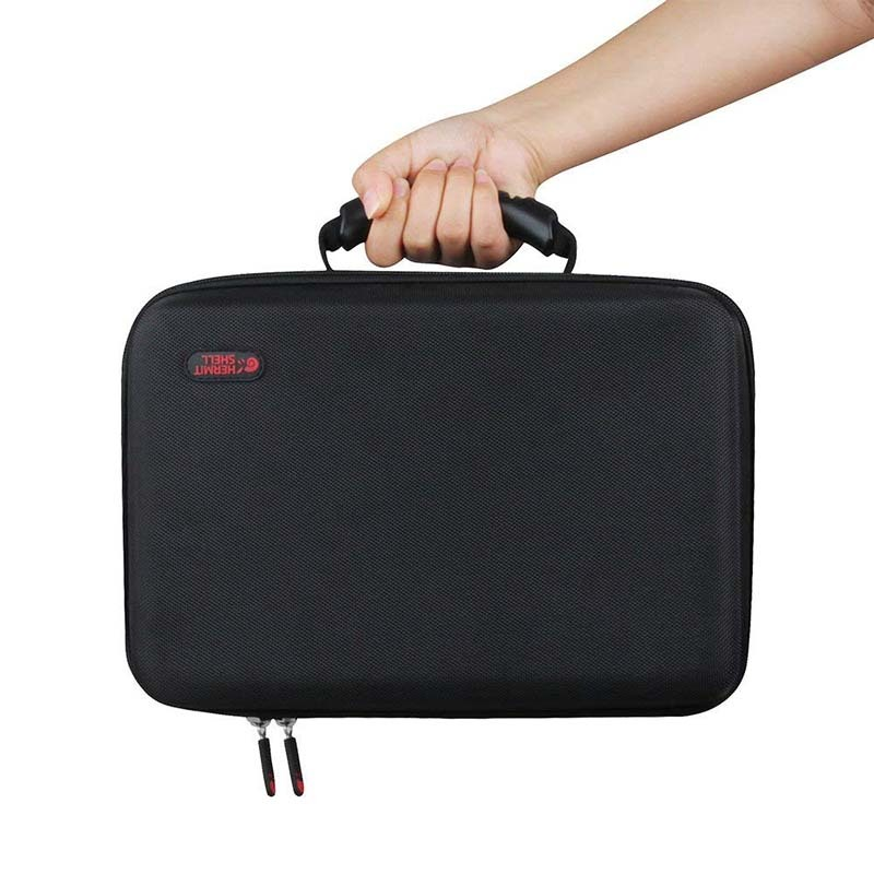 Hard eva travel black case fits portable mini drone
