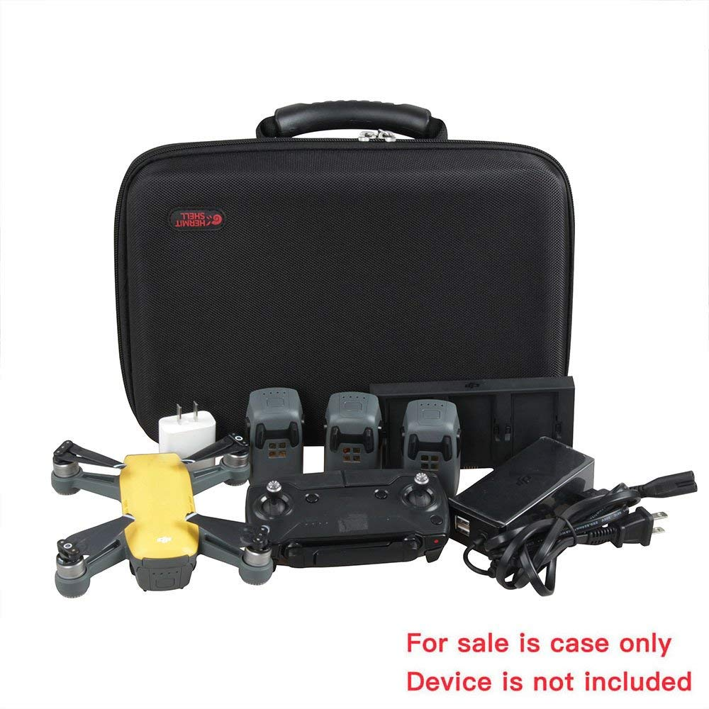 Prosperity deluxe eva travel case with strap for pens-8