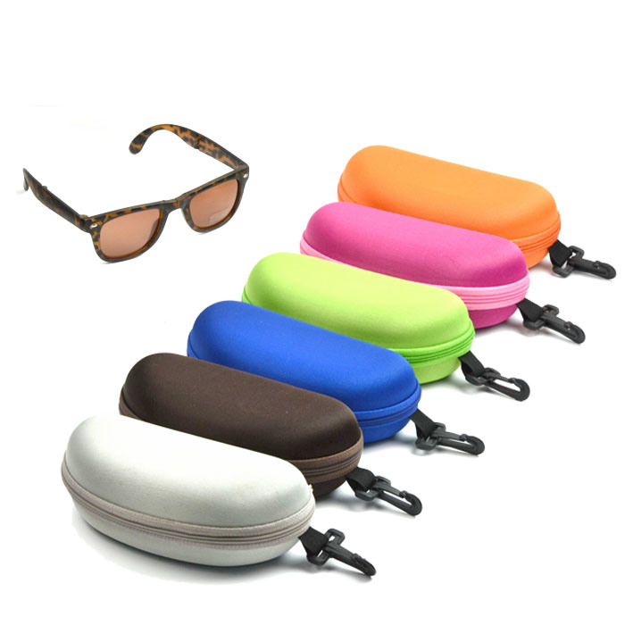 hard eva case glasses travel case for brushes-11