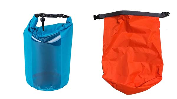 Prosperity light drybag with adjustable shoulder strap open water swim buoy flotation device-8