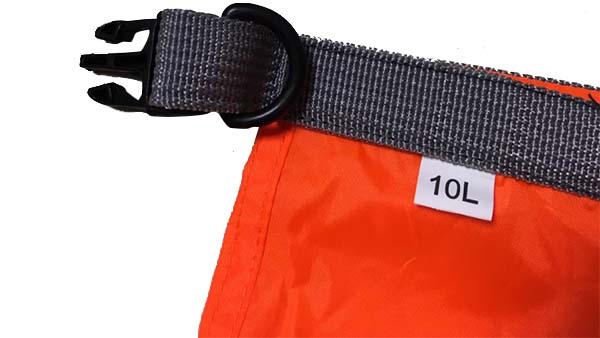 polyester dry bag with adjustable shoulder strap for boating-11