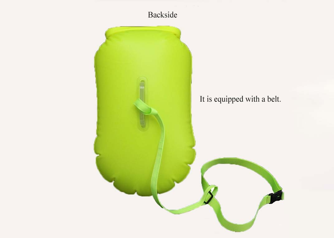 Prosperity floating dry bag sizes with adjustable shoulder strap for fishing-5