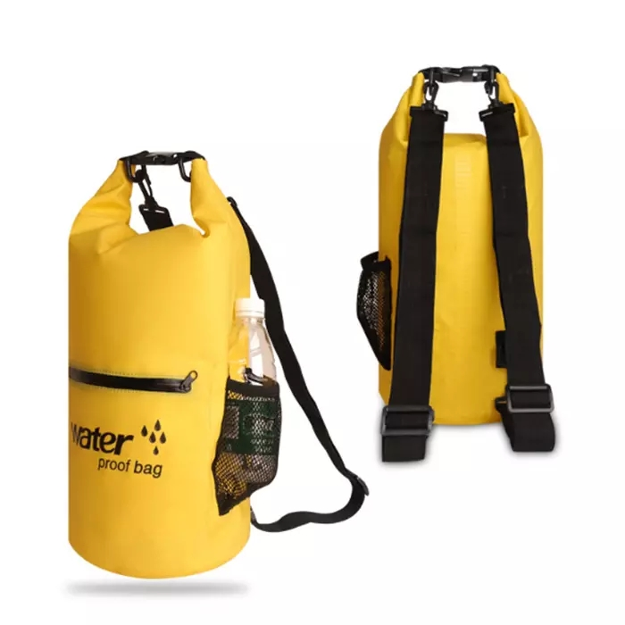 Prosperity dry pack bag manufacturer open water swim buoy flotation device-4