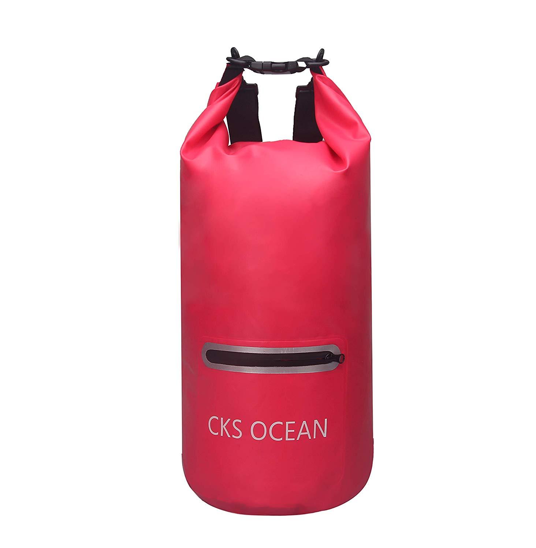 Prosperity best dry bag with adjustable shoulder strap for boating-1