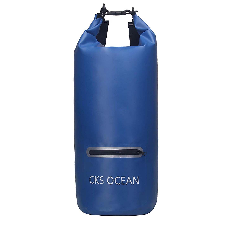Prosperity best dry bag with adjustable shoulder strap for boating-2