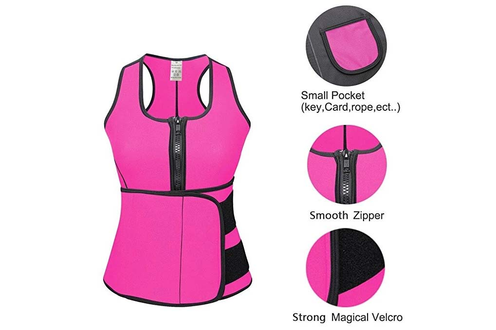 removable support sport vest suit for cross training-10