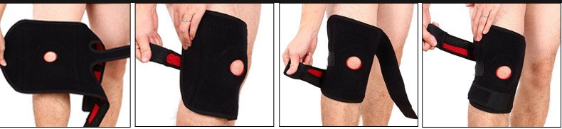 Prosperity compression support in sport waist for basketball-5