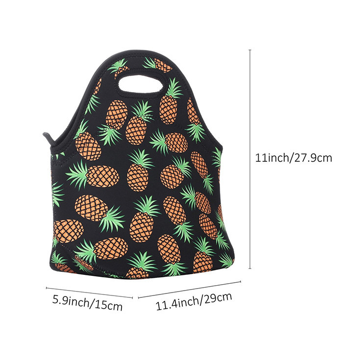 fashion neoprene tote bag carrier tote bag for travel