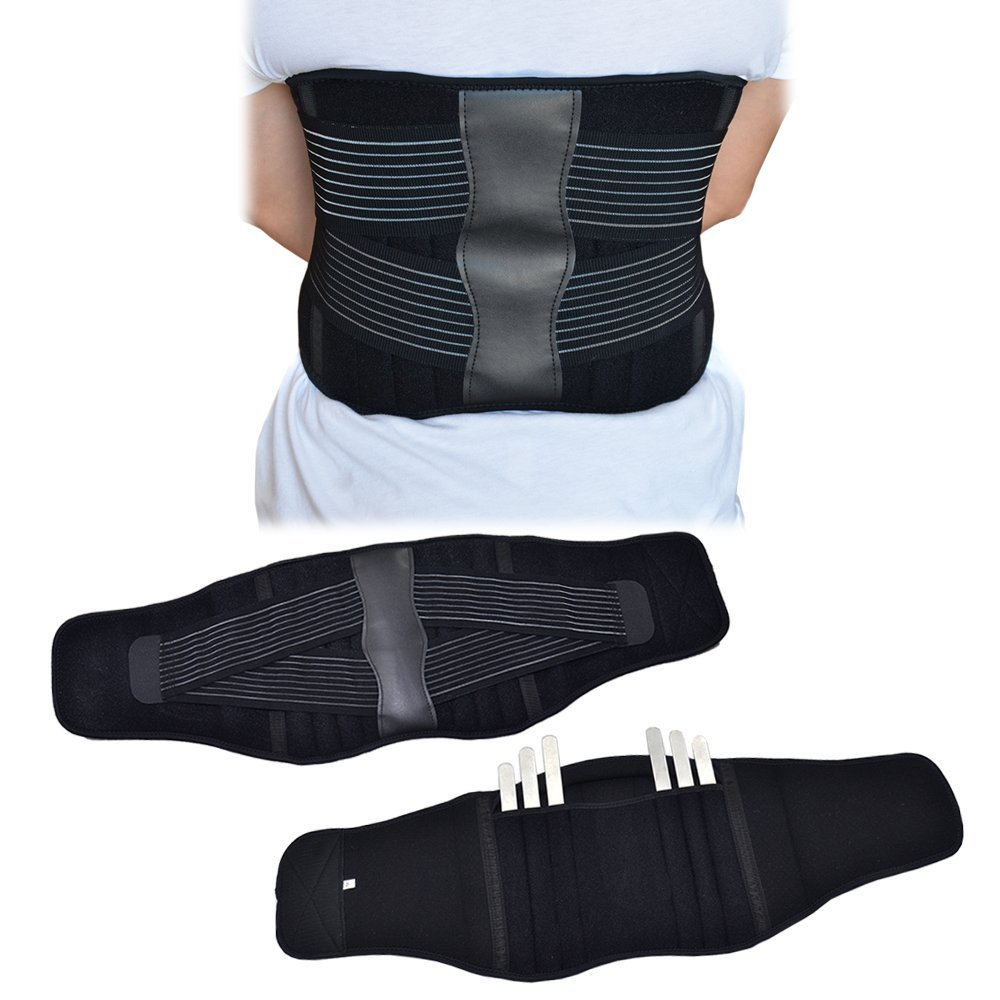 removable Sport support trainer belt for basketball-11