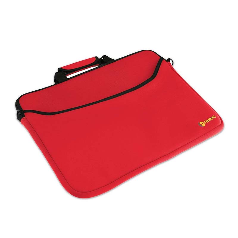 Prosperity double neoprene lunch bag carrying case for sale-5