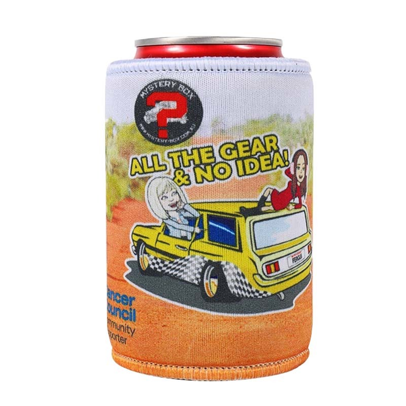 Promotion  neoprene beer can shape cooler holder bag