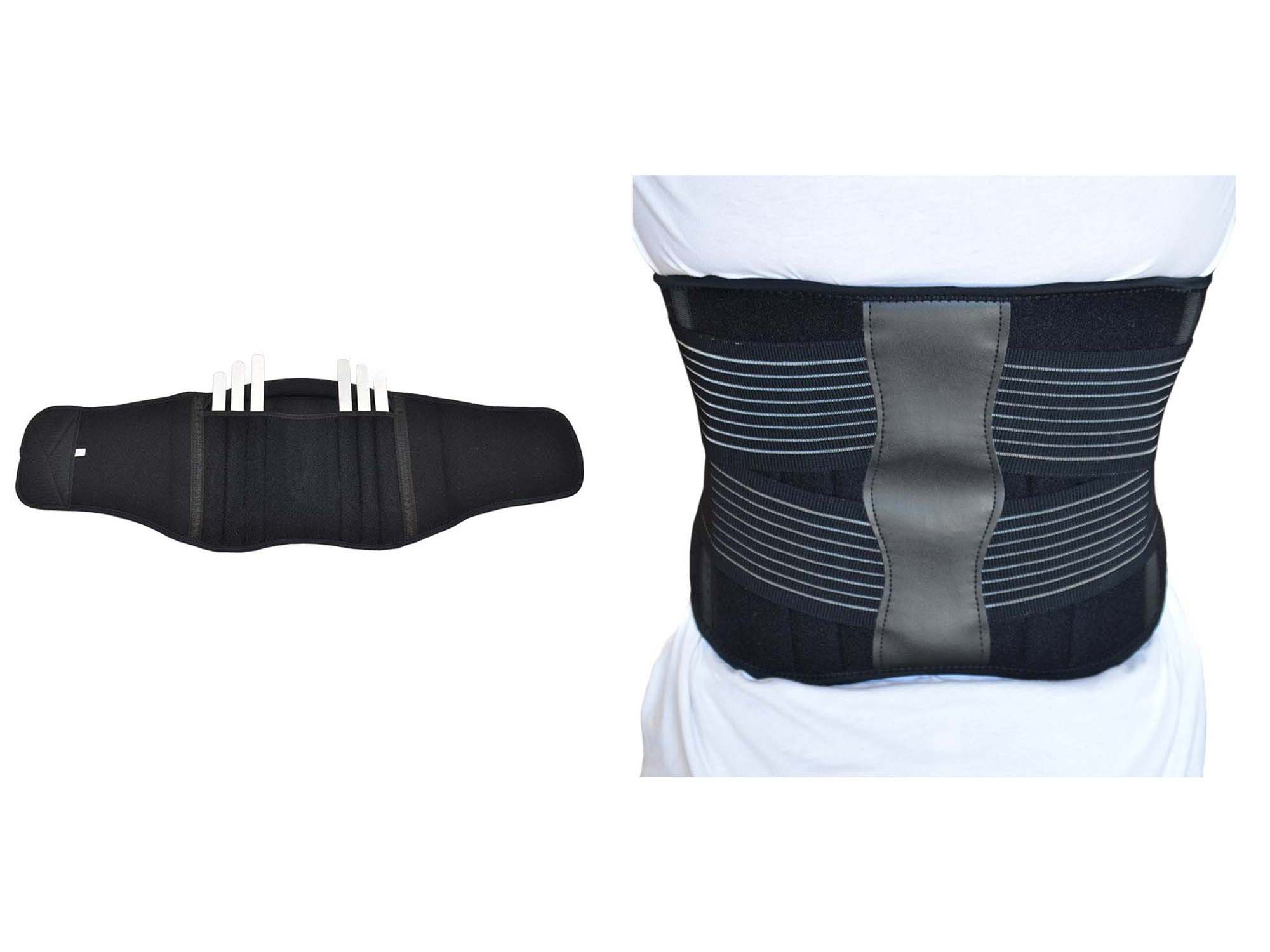 removable Sport support trainer belt for basketball-4
