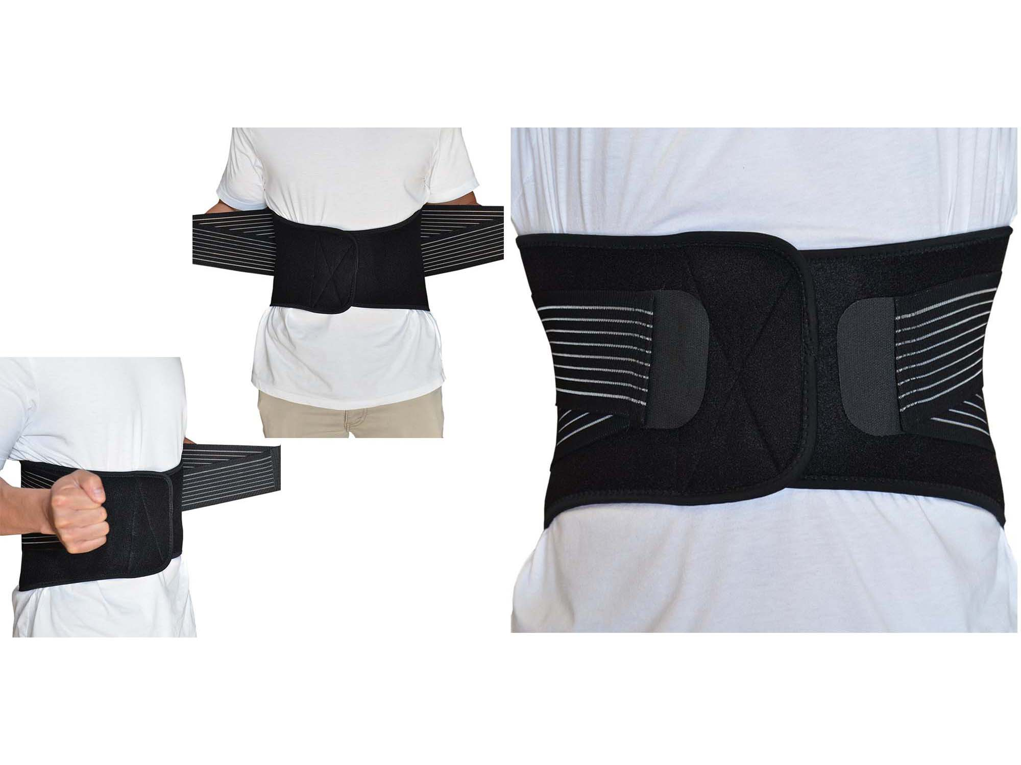 removable Sport support trainer belt for basketball-5