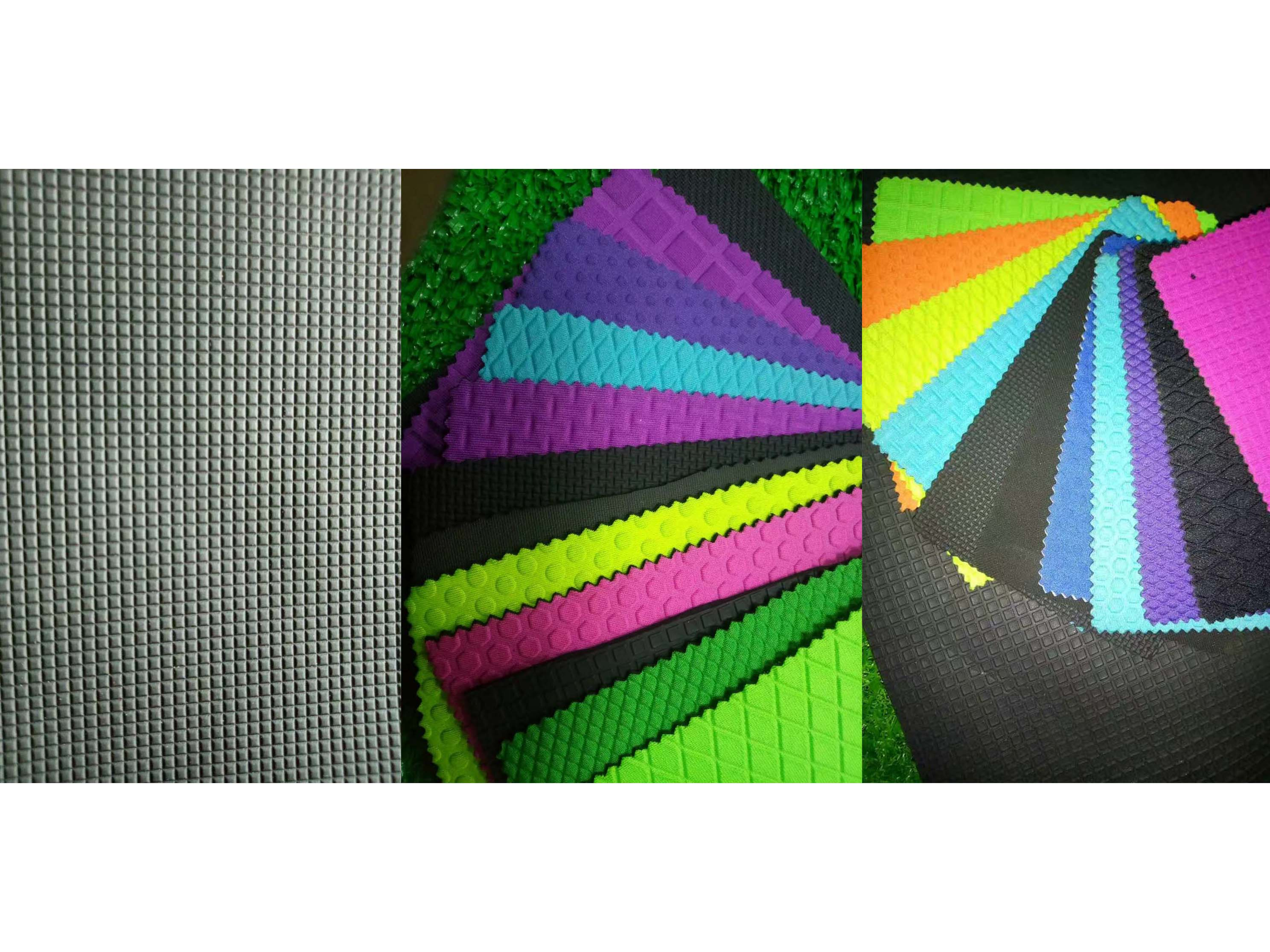 loopNeoprene fabric sponge rubber sheet for bags-5