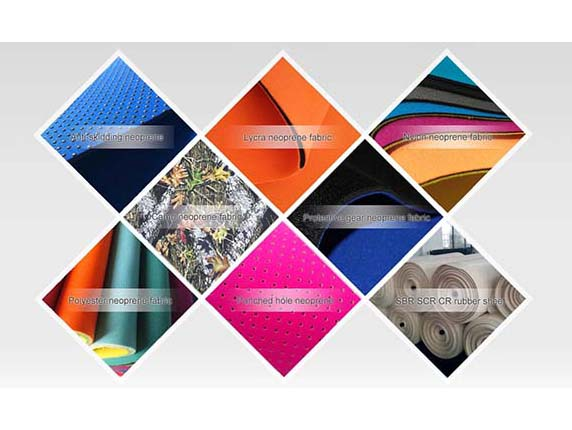Prosperity neoprene rubber sheet supplier for bags-8