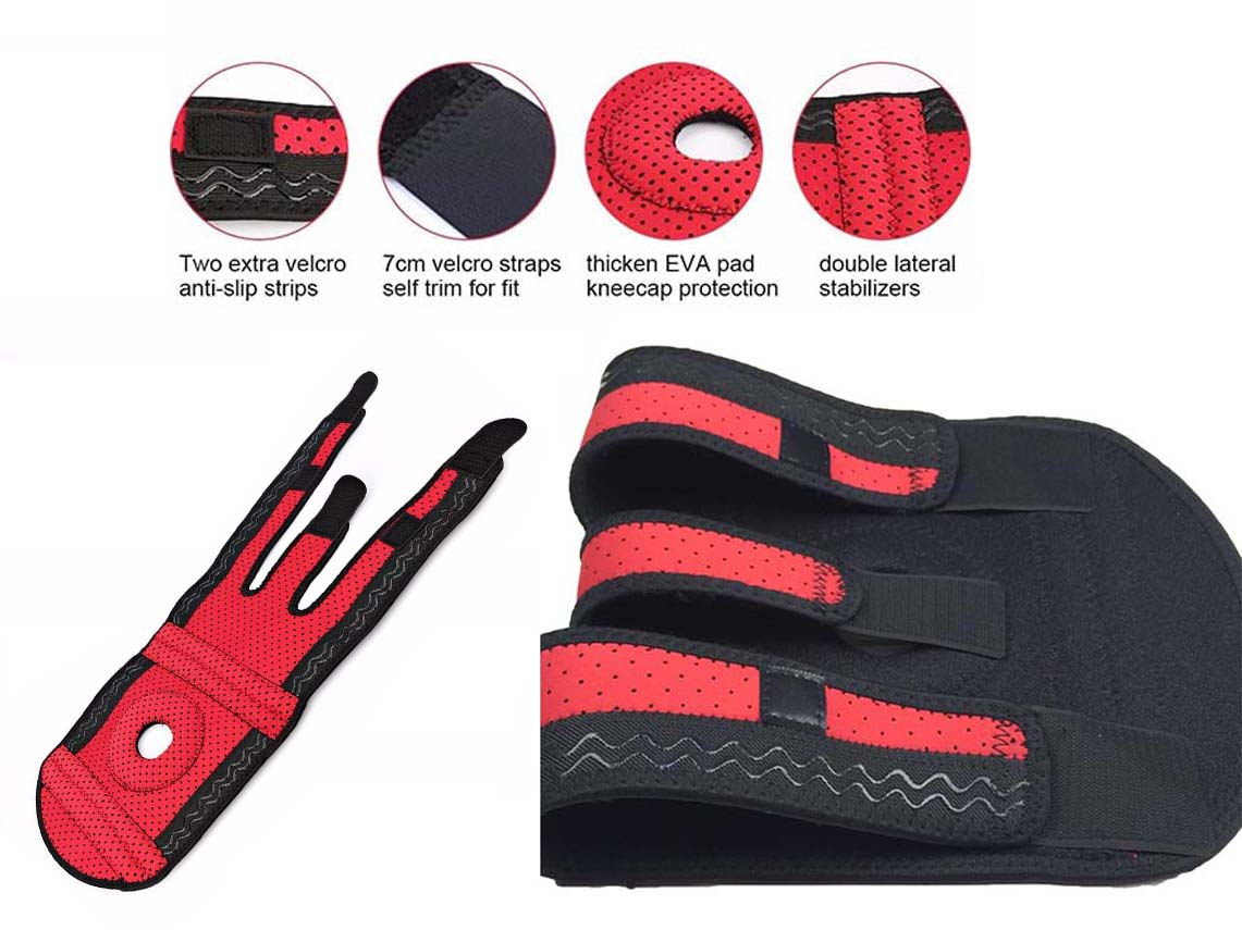 removable Sport support waist for basketball-7