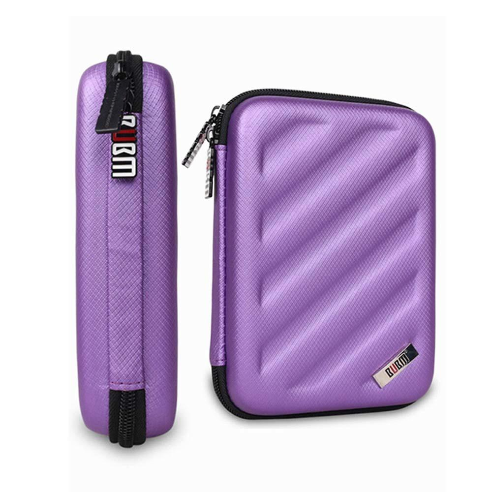 portable eva zip case glasses travel case for brushes-1