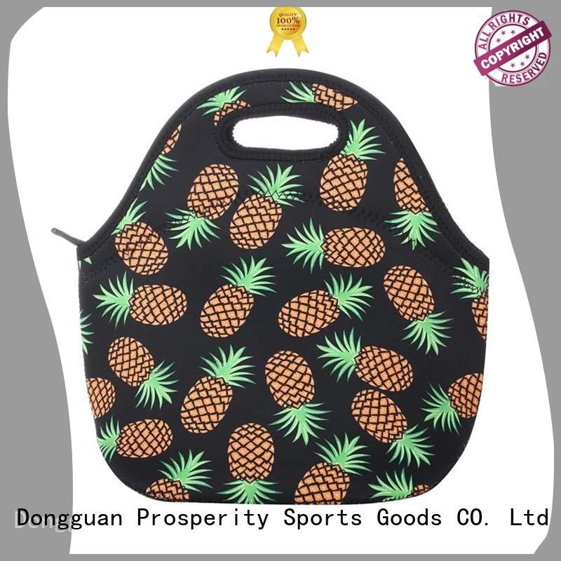Prosperity customized best neoprene bag vendor for travel
