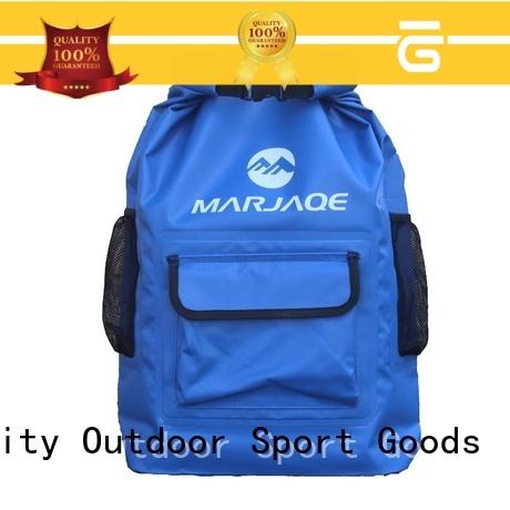 Prosperity heavy duty sailing dry bag custom for rafting