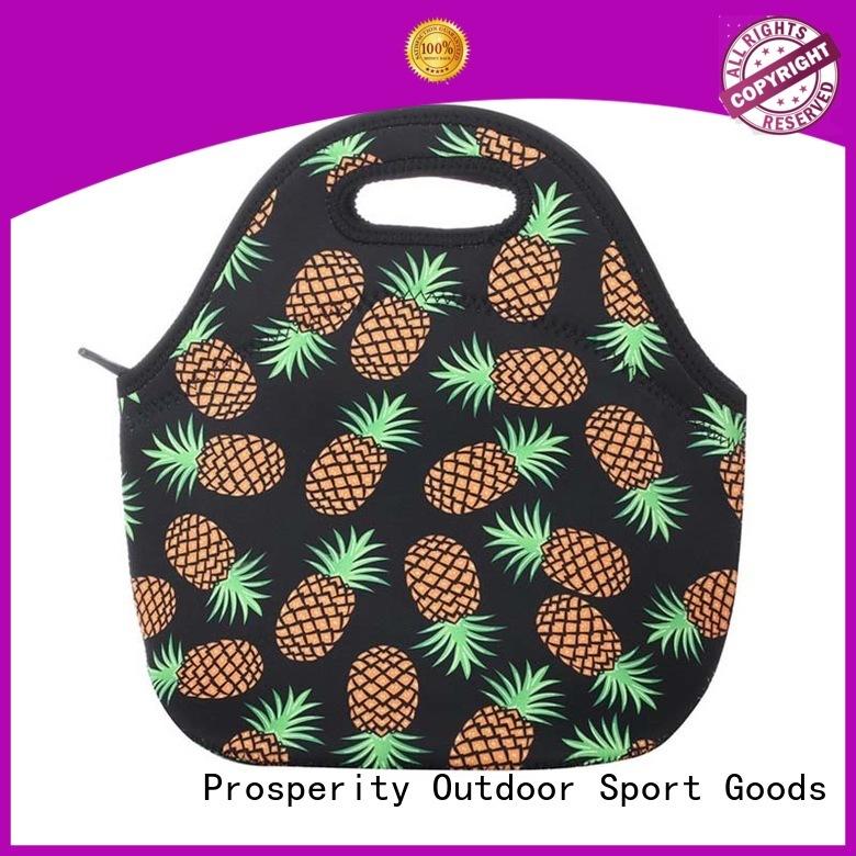 Prosperity best neoprene bag carrier tote bag for hiking