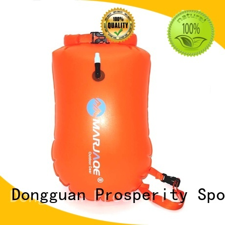 Prosperity drybag with adjustable shoulder strap for fishing