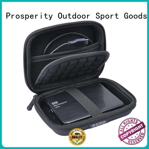 Prosperity waterproof eva foam case pencil box for pens