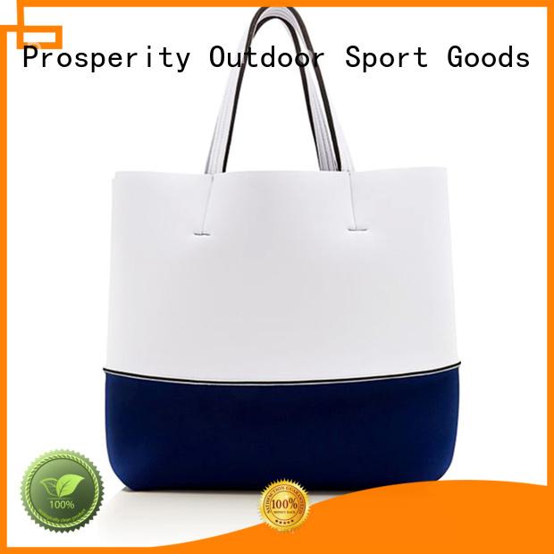 Prosperity lunch custom neoprene bags carrying case for travel