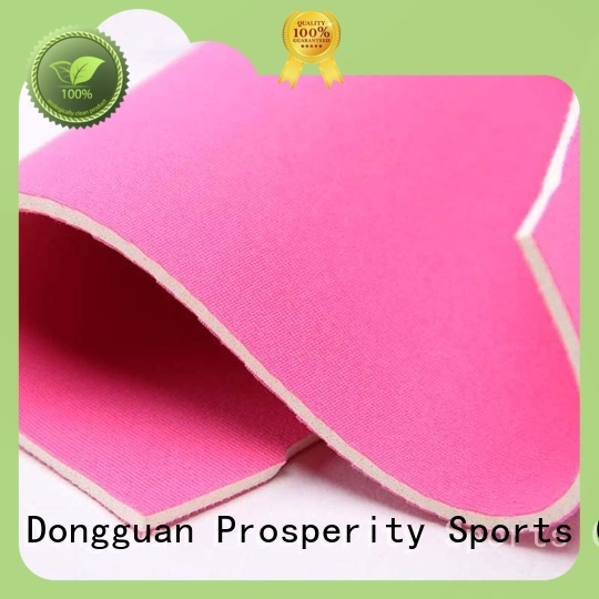 Prosperity neoprene fabric wholesale supplier for bags
