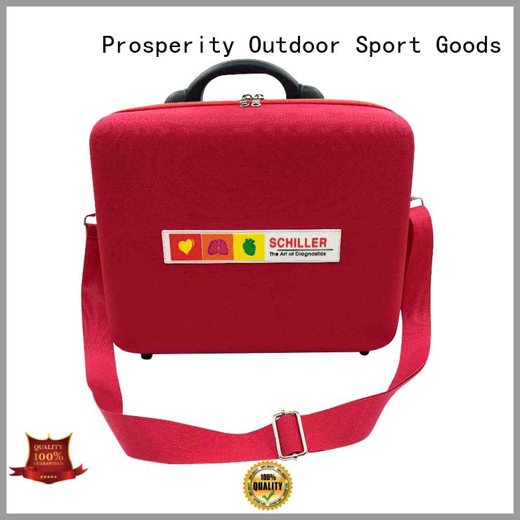 Prosperity colored eva zip case pencil box for gopro camera