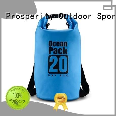 Prosperity dry bag backpack manufacturer for fishing