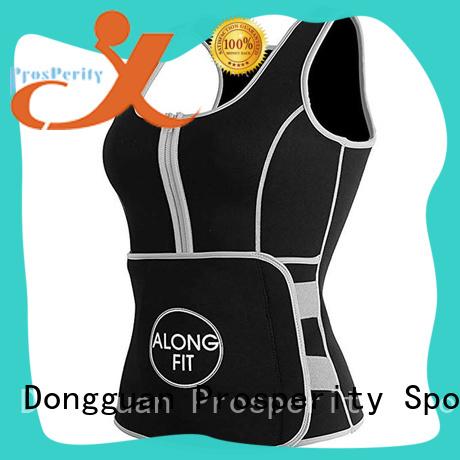Prosperity lumbar sportssupport trainer belt for weightlifting
